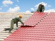 Строительство крыш,  Кровельные работы,  монтаж черепицы